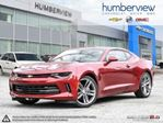 2017 Chevrolet Camaro Coupe 2LT w/ Convenience & Lighting & RS Package in Mississauga, Ontario