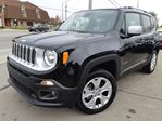 2018 Jeep Renegade Limited 4WD in Fort Erie, Ontario