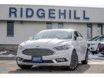 2017 Ford Fusion SE AWD  NAVIGATION  SUNROOF  LEATHER in Cambridge, Ontario