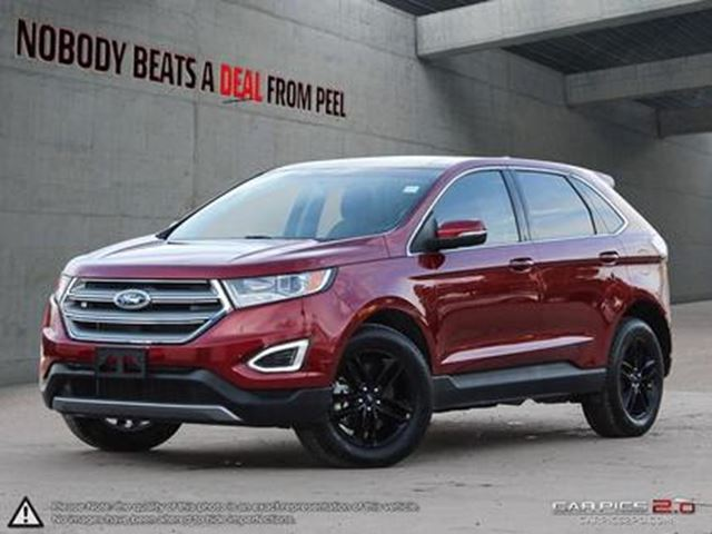 2018 FORD Edge SEL in Mississauga, Ontario