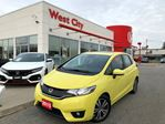 2015 Honda Fit EX,BRIGHT YELLOW,CLEAN CARPROOF! in Belleville, Ontario
