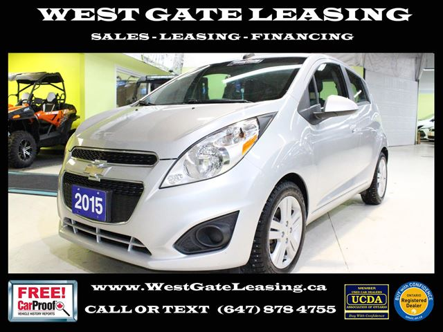 2015 Chevrolet Spark 1LT  AUTOMATIC  BLUETOOTH  TOUCH SCREEN  in