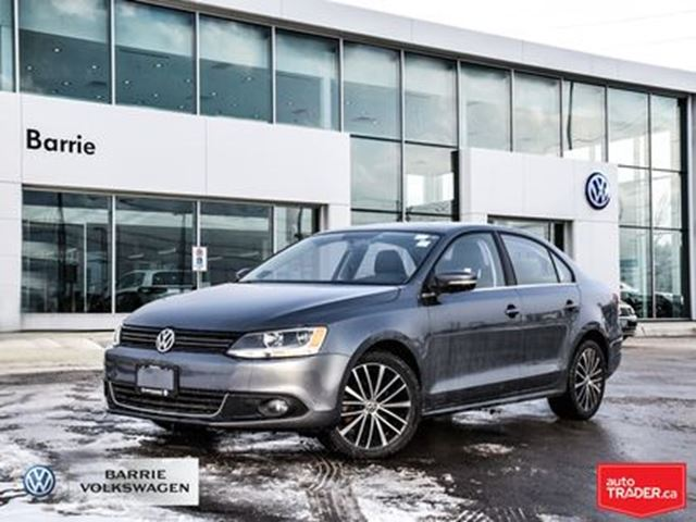 2013 Volkswagen Jetta 2.0 TDI Highline (M6) in