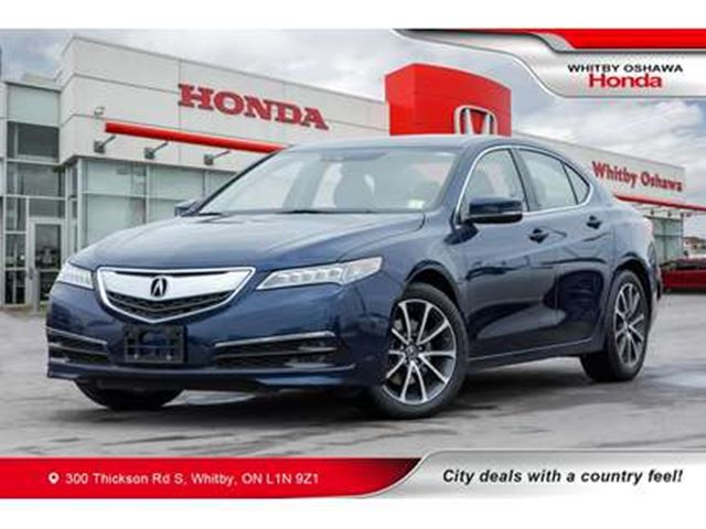 2016 ACURA TLX Tech in Whitby, Ontario
