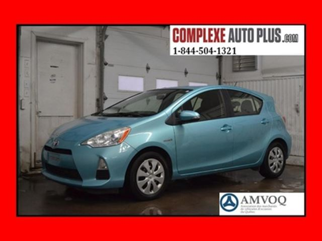 2013 TOYOTA Prius Hybrid *Cruise,Bluetooth in Saint-Jerome, Quebec