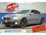 2012 BMW 5 Series 535 (A8) LEATHER NAV SUNROOF REAR CAM LOADED in Ottawa, Ontario