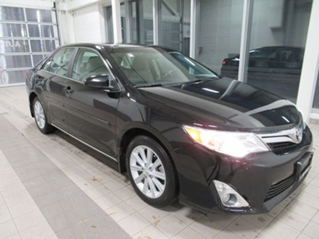 2012 TOYOTA Camry XLE V6 (A6) in Toronto, Ontario