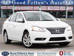 2015 Nissan Sentra SL MODEL, LEATHER SEATS, SUNROOF, NAVIGATION in North York, Ontario