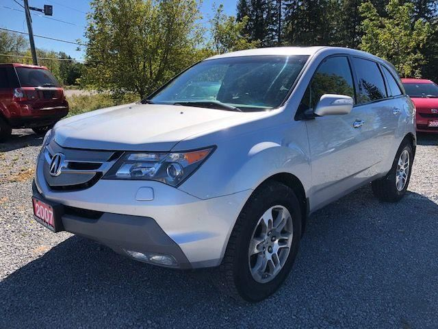 2007 ACURA MDX SH AWD LEATHER SUNROOF 7 PASS in Stouffville, Ontario