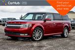 2013 Ford Flex Limited AWD 7Seater Navi Pano Sunroof DVD Backup Cam Bluetooth R-Start Blind Spot Leather 19Rims in Bolton, Ontario