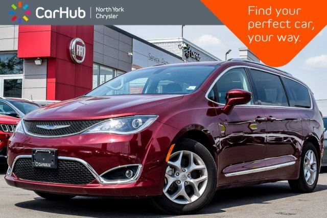 2018 CHRYSLER Pacifica Touring-L+ Tire&Wheel,Uconnect Theater Pkgs Pano_Sunroof 18 Alloys in Thornhill, Ontario