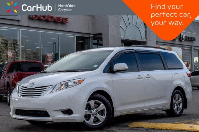 2016 Toyota Sienna LE in
