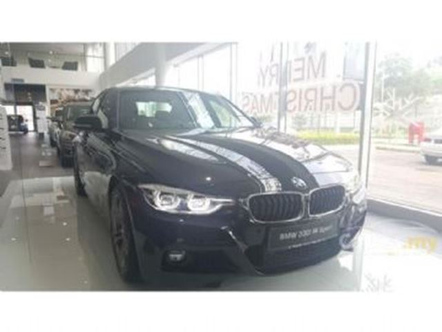 2015 BMW 3 SERIES 328i xDrive M Sport in Mississauga, Ontario