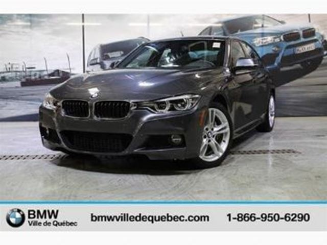 2018 BMW 3 SERIES 330i xDrive M Sport Edition in Mississauga, Ontario