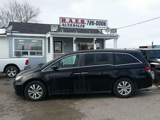 2014 Honda Odyssey EX RES Balance of Factory Warranty in