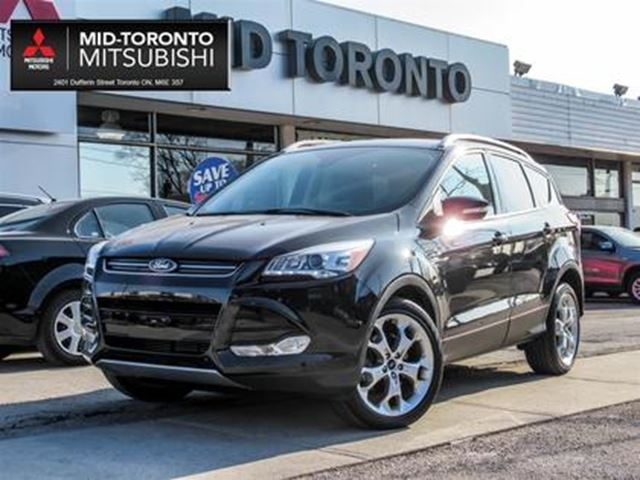 2015 FORD Escape Titanium AWD Leather Sunroof Navigation Camera in Toronto, Ontario
