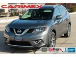 2015 Nissan Rogue SL NAVI   AWD   Leather   Sunroof   CERTIFIED in Kitchener, Ontario