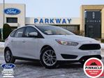 2017 Ford Focus SE  SNOW TIRES  BLUETOOTH  HEAT SEATS  BACKUP CAM in Waterloo, Ontario