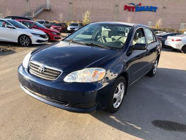 2007 Toyota Corolla CE, WOW LOW KMS!! in