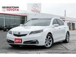 2013 Acura TL Base NAVIGATION BACKUP CAM SUNROOF LEATHER in Georgetown, Ontario