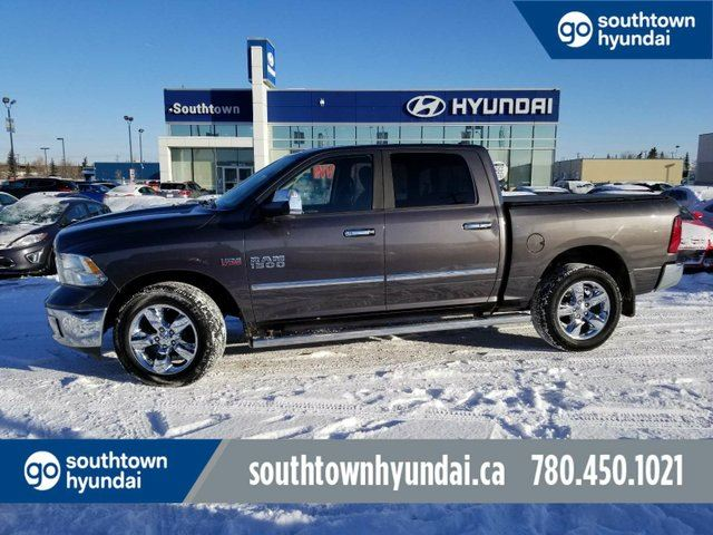 2014 DODGE RAM 1500 BIG HORN/HEAT STEERING/BACKUP CAM/TONNEAU COVER in Edmonton, Alberta