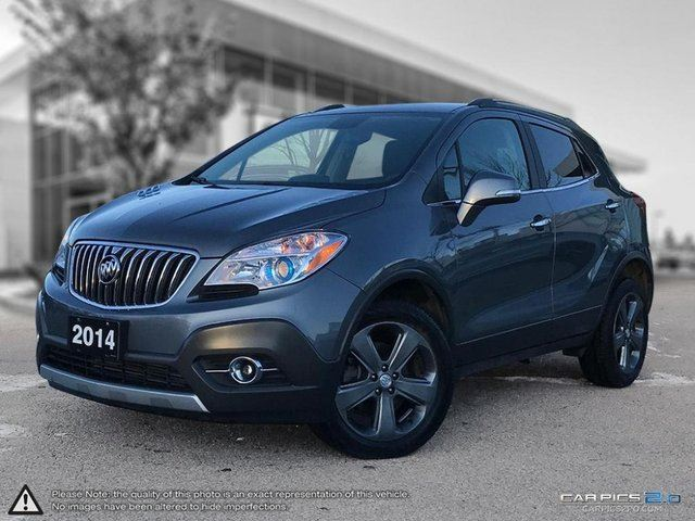 2014 Buick Encore AWD! in Winnipeg, Manitoba