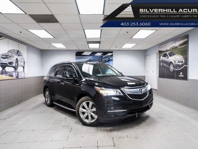 2015 Acura MDX 3.50 Elite Pkg SH-AWD *Timing Belt Replaced, New kes on