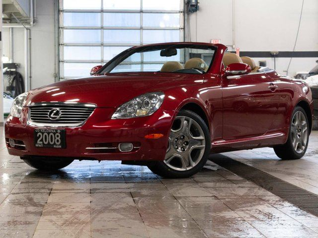 2008 Lexus SC 430 Convertible AT w/Navigation in