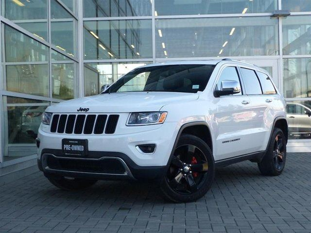 2015 Jeep Grand Cherokee 4x4 Limited in