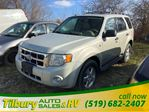 2008 Ford Escape XLT **AS IS** *Heated seats, leather, sunroof* in Tilbury, Ontario
