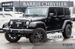 2017 Jeep Wrangler Unlimited Rubicon in Barrie, Ontario