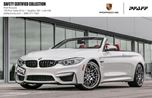 2017 BMW M4 Cabriolet in Woodbridge, Ontario