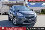 2014 Chevrolet Trax 1LT *ACCIDENT FREE* * LOCALLY DRIVEN* in Surrey, British Columbia