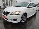 2014 Nissan Sentra SR,ALLOY WHEELS,HEATED SEATS,SUNROOF,NAVIGATION,OWNLY 37000 KLM in Dunnville, Ontario