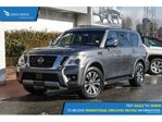 2018 Nissan Armada SL Navigation, Leather, Backup Camera in Coquitlam, British Columbia