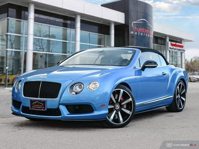 2015 BENTLEY CONTINENTAL - in Mississauga, Ontario