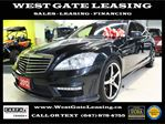 2012 Mercedes-Benz S550 S550 AMG LONG  NIGHT VISION  AMG EXHAUST  BANG  in Vaughan, Ontario