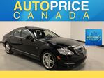 2012 Mercedes-Benz S-Class MOONROOF|NAVIGATION|LEATHER in Mississauga, Ontario