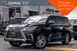 2016 Lexus LX 570 4x4 Sunroof Rr DVD Nav Mark Levinson  Audio BlindSpot 20 Alloys in Thornhill, Ontario