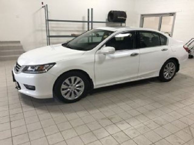 2016 HONDA Accord  EX-L in Mississauga, Ontario