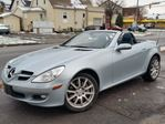 2005 Mercedes-Benz SLK-Class 3.5L POWER HARDTOP CONVERTIBLE  in St Catharines, Ontario