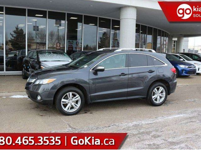 2013 ACURA RDX RDX, GREAT SUV, BLUETOOTH, HEATED SEATS, SUNROOF, LEATHER AND MORE in Edmonton, Alberta