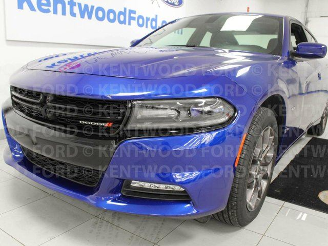 Used 2018 Dodge Charger 3 60 Gt Awd Nav Sunroof Heated Power