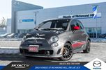 2013 Fiat 500 Abarth LEATHER*HEATED SEATS*NAVIGATION in Richmond Hill, Ontario