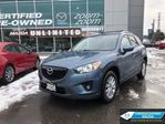 2014 Mazda CX-5 GS,B UP CAM,BLUETOOTH,ALLOYS,ROOF,ACCIDENT FREE in Toronto, Ontario