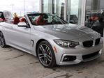 2018 BMW 4 Series xDrive Cabriolet in Calgary, Alberta