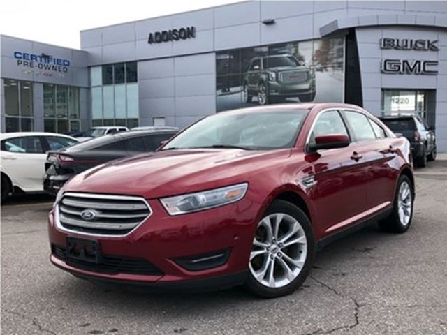2013 FORD Taurus SEL GPS Leather, sunroof in Mississauga, Ontario