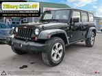 2011 Jeep Wrangler RUBICON *Nav, Bluetooth, Hard & Soft Top* in Tilbury, Ontario