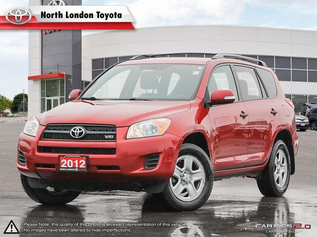 2012 TOYOTA RAV4 V6 Strong V6 and lots of cargo space - TCC.com in London, Ontario