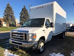 2013 Ford E-450 16' Cube, p/lift in Mississauga, Ontario
